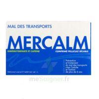 MERCALM, comprimé pelliculé sécable à Saint-Maximim