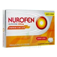 NUROFEN 200 mg, comprimé orodispersible à Saint-Maximim