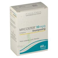 Mycoster 10 Mg/g Shampooing Fl/60ml à Saint-Maximim