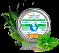Puressentiel Respiratoire Gommes Menthe-Eucalyptus Respiratoire - 45 g à Saint-Maximim