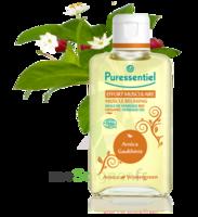 Puressentiel Articulations & Muscles Huile de massage BIO** Effort Musculaire - Arnica - Gaulthérie - 200 ml à Saint-Maximim