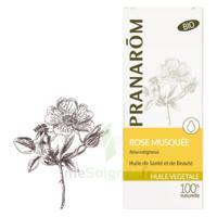 PRANAROM Huile végétale Rose musquée 50ml à Saint-Maximim