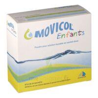 Movicol Enfants, Poudre Pour Solution Buvable En Sachet-dose à Saint-Maximim
