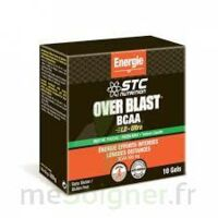 Stc Nutrition Over Blast® B.c.a.a - Ld- Ultra - Menthe Liquide à Saint-Maximim