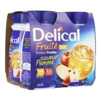 DELICAL BOISSON FRUITEE Nutriment pomme 4Bouteilles/200ml à Saint-Maximim
