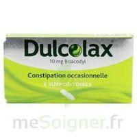 DULCOLAX 10 mg, suppositoire à Saint-Maximim