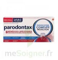 Parodontax Complete protection dentifrice lot de 2 à Saint-Maximim