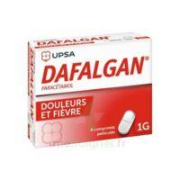 DAFALGAN 1000 mg Comprimés pelliculés Plq/8 à Saint-Maximim
