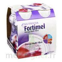 Fortimel Energy Multi Fibre, 200 Ml, Pack 4 à Saint-Maximim
