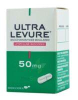 ULTRA-LEVURE 50 mg Gélules Fl/50 à Saint-Maximim
