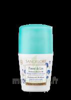 Sanoflore Déodorant Pureté De Lin 50ml à Saint-Maximim