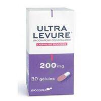 ULTRA-LEVURE 200 mg Gélules Fl/30 à Saint-Maximim