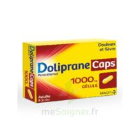 DOLIPRANECAPS 1000 mg Gélules Plq/8 à Saint-Maximim
