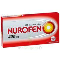 Nurofen 400 Mg Comprimés Enrobés Plq/12 à Saint-Maximim