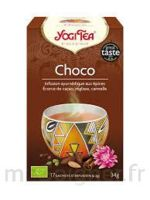 Yogi Tea Tisane AyurvÉdique Choco Bio 17sach/2g à Saint-Maximim