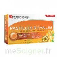 Forte Pharma Pastille Royales Miel B/24 à Saint-Maximim
