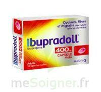 IBUPRADOLL 400 mg Caps molle Plq/10 à Saint-Maximim