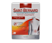 St-Bernard Patch zones ciblées  x3 à Saint-Maximim