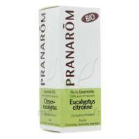 Huile Essentielle Eucalyptus Citronne Bio Pranarom 10 Ml à Saint-Maximim