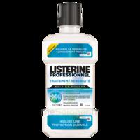 Listerine Professionnel Bain bouche traitement sensibilité 500ml à Saint-Maximim