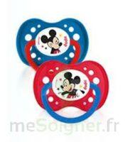 Dodie Disney sucettes silicone +18 mois Mickey Duo à Saint-Maximim