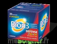 Bion 3 Défense Junior Comprimés à Croquer Framboise B/30 à Saint-Maximim