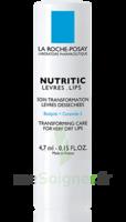 Nutritic Stick Lèvres Sèche Sensibles 2 Etui/4,7ml à Saint-Maximim