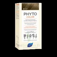 Phytocolor Kit Coloration Permanente 8 Blond Clair à Saint-Maximim