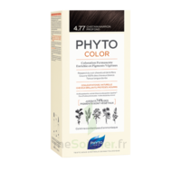 Phytocolor Kit coloration permanente 4.77 Châtain marron profond à Saint-Maximim