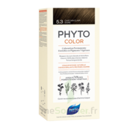 Phytocolor Kit coloration permanente 5.3 Châtain clair doré à Saint-Maximim