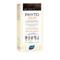 Phytocolor Kit coloration permanente 5.7 Châtain clair marron à Saint-Maximim