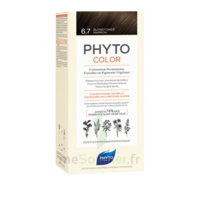 Phytocolor Kit coloration permanente 6.7 Blond foncé marron
