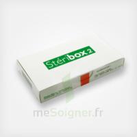 Stéribox Kit prévention et hygiène pour les toxicomanes avec seringues 100UI/ml à Saint-Maximim
