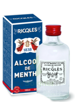 Ricqles 80° Alcool De Menthe 100ml à Saint-Maximim