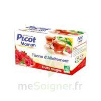 Picot Maman Tisane d'allaitement Fruits rouges 20 Sachets à Saint-Maximim