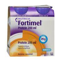Fortimel Protein Nutriment Caramel 4 Bouteilles/200ml à Saint-Maximim