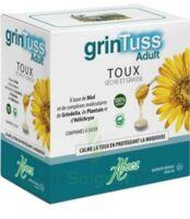 Grintuss Adulte Comprimé toux sèche et grasse B/20 à Saint-Maximim