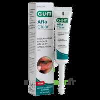 Gum Aftaclear Gel aphtes lésions buccales 10ml à Saint-Maximim