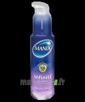 Manix Gel Lubrifiant Infiniti 100ml à Saint-Maximim