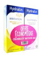 Hydralin Quotidien Gel Lavant Usage Intime 200ml+gyn 200ml à Saint-Maximim