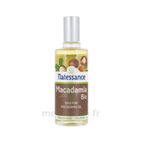 Natessance Huile Macadamia bio 50ml à Saint-Maximim