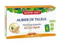 Superdiet Aubier de tilleul Jus 20 Ampoules/15ml à Saint-Maximim