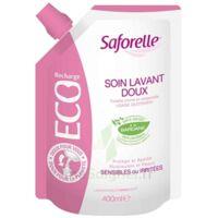 Saforelle Solution soin lavant doux Eco-recharge/400ml à Saint-Maximim