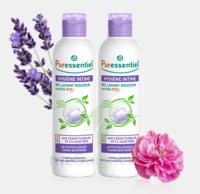 Puressentiel Hygiène Intime Gel lavant douceur bio 2*250ml à Saint-Maximim