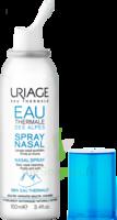 Uriage Eau Thermale Des Alpes Spray Nasal 100ml à Saint-Maximim