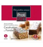 Protidiet Barres Céréales Cacahuète/Caramel B/5 à Saint-Maximim