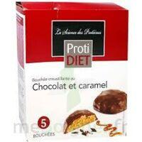 Protidiet - Bouchées Croustillantes - Chocolat/caramel B/5 à Saint-Maximim