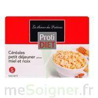 Protidiet Céréales Miel Noix B/5 à Saint-Maximim