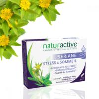 Naturactive Seriane Stress Et Sommeil 30gélules à Saint-Maximim