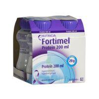 Fortimel Protein Sensation Nutriment Neutre 4 Bouteilles/125ml à Saint-Maximim